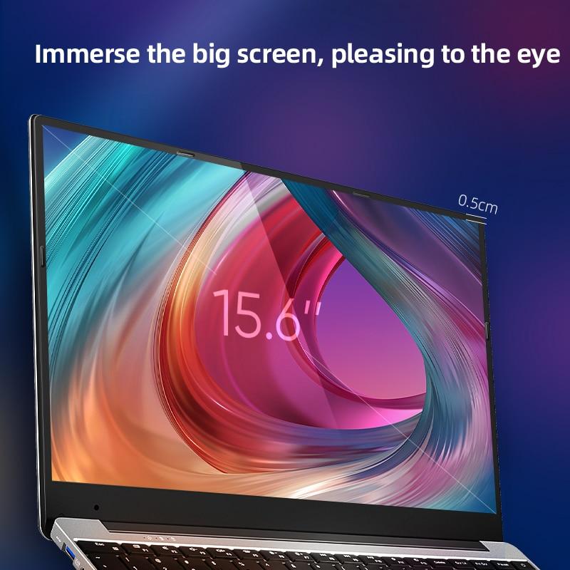 DDR4 RAM 36GB 2TB NVME SSD Ultrabook Metal Computer with 2.4G/5.0G Ryzen R7 2700U windows 10 Pro Metal portable gaming laptop enlarge
