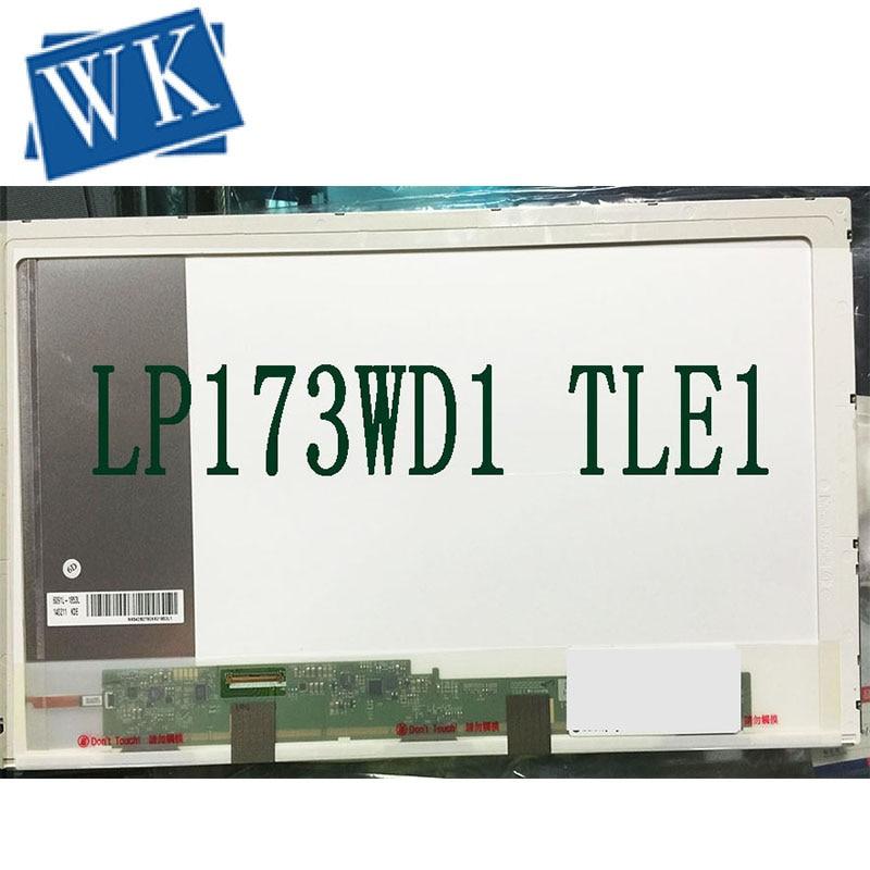 17.3 بوصة 1600*900 لامعة LED لوحة 40 دبابيس LP173WD1 TLN1 صالح LP173WD1 TLE1 LTN173KT01 ، N173O6-L02 LTN173KT03 N173FGE-L23