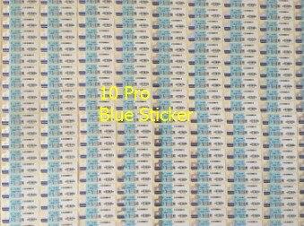 [Синяя наклейка] Window 10 Pro COA. Международная оригинальная 08909/08929/08920 онлайн Активация USB новая Клавиша ввода