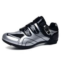 cycling shoes unisex outdoor road hard ground lockless ads self made self sold breathable comfortable high quality bicycle shoes