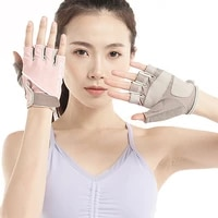 new gym gloves fitness weight lifting gloves body building training sports exercise sport workout glove for men women sml