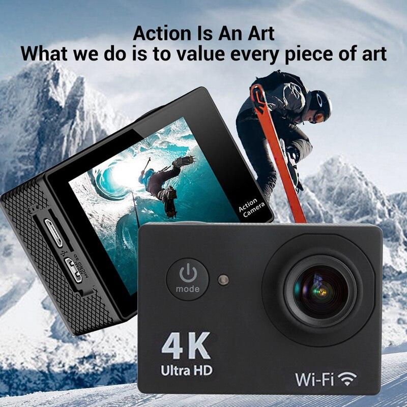 H9 Original outdoors Action Camera Ultra HD 4K/30fps WiFi 2.0