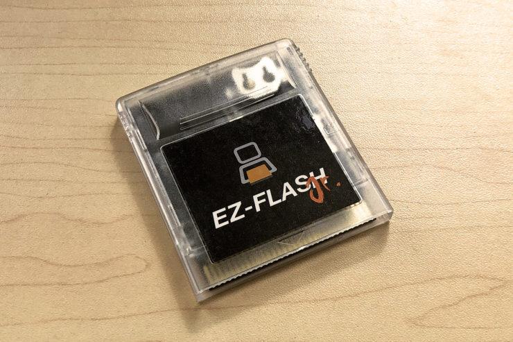 Ez فلاش جونيور + 8GB SD لجيجابايت/GBC دعم FAT32 4-32GB