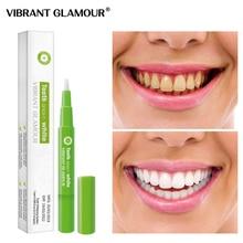 VIBRANT GLAMOUR stylo de blanchiment des dents supprimer tartre propre hygiène buccale outil dentaire enlever les taches de dents jaunes Gel de soin des dents solides