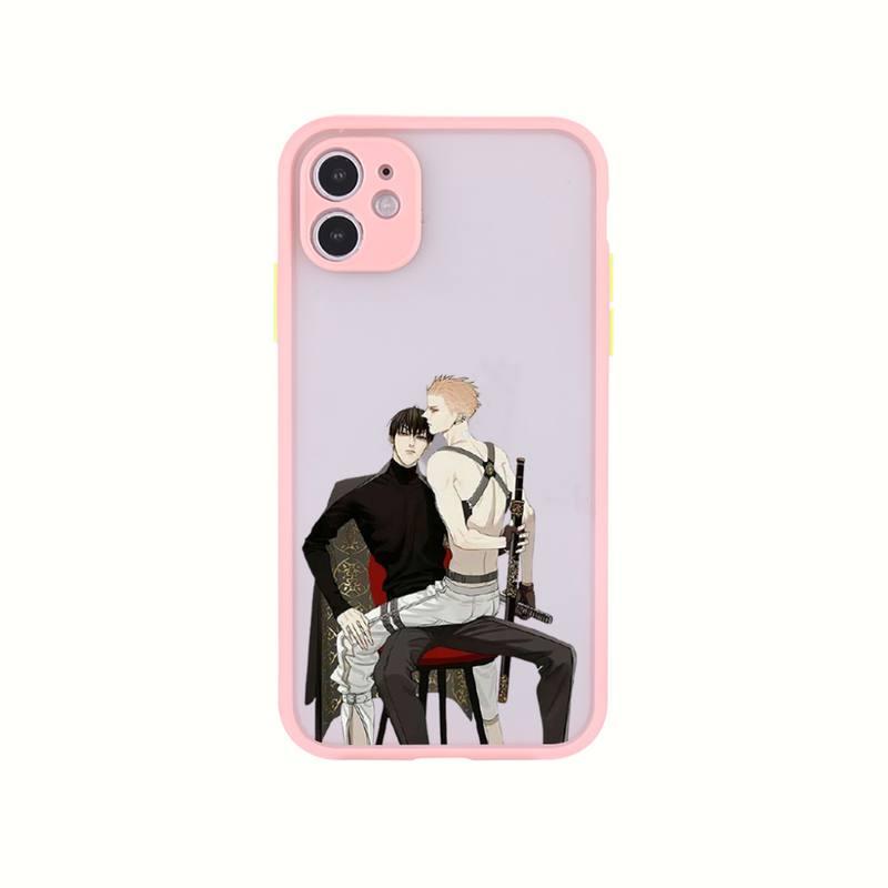 19 Days Phone Case Matte Bumper Case For iphone 13 12 11 Pro Max X XS Max XR 7 8 Plus 12mini Cover