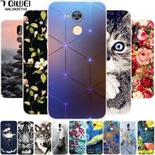 Funda For Huawei Honor 6A dli-tl20 Case Silicone Painting Back Cover for Huawei Honor 6A Pro Case Soft TPU Honor A6 DLI-L22