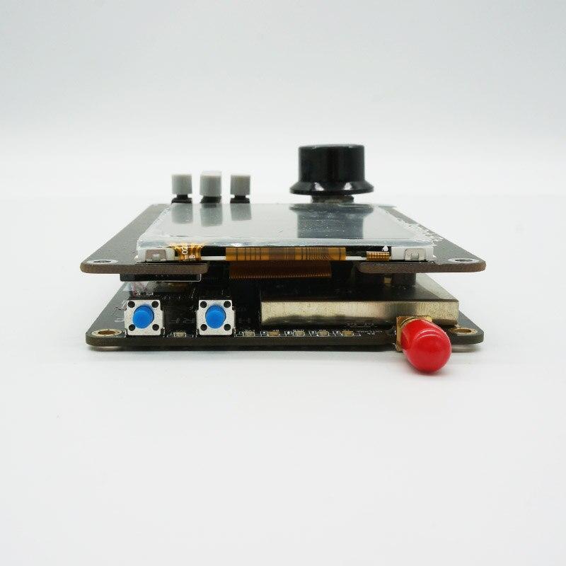 PORTAPACK H2 For HACKRF ONE SDR + 0.5ppm TCXO + 2100mAh Battery + 3.2