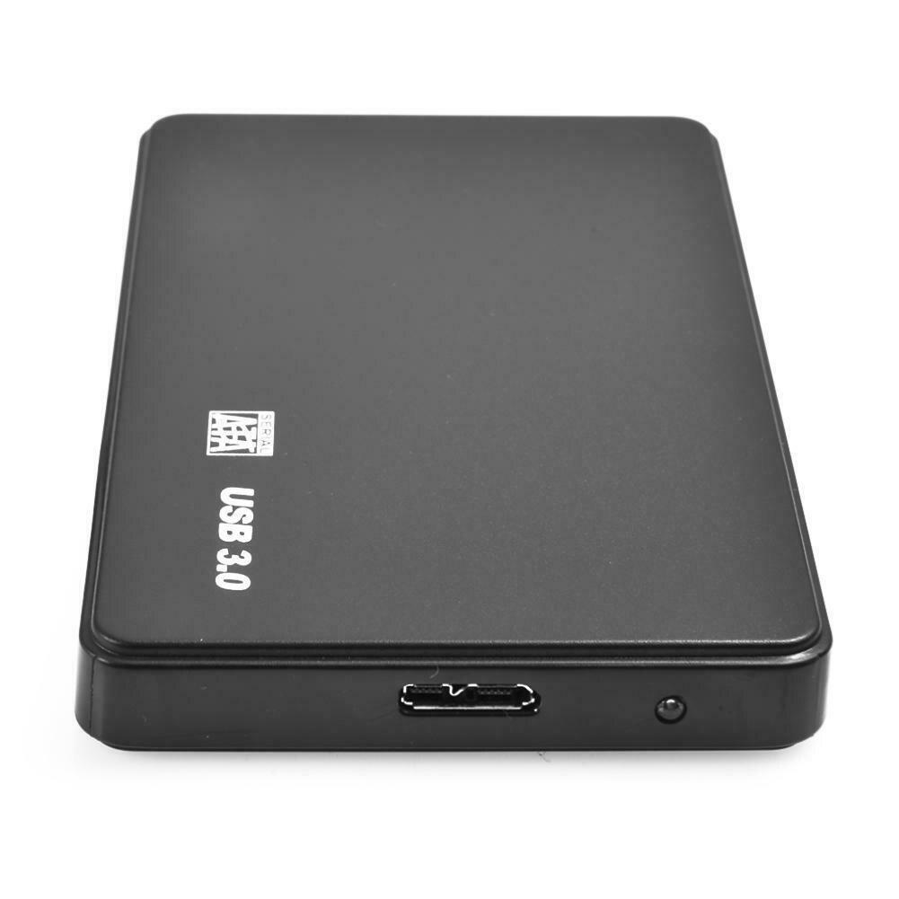 Чехол для жесткого диска 2,5 дюйма, USB 3,0/2,0, 5 Гбит/с, SATA, внешняя застежка, чехол для жесткого диска, чехол для ПК, чехол для жесткого диска