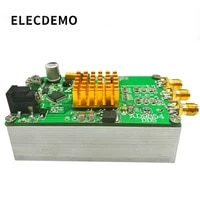 ad9854 with single chip dds signal generator module host computer point frequency sweep frequency modulation signal source
