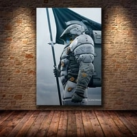 the poster decoration painting of death stranding on hd canvas painting art wall pictures for living room cuadros decor
