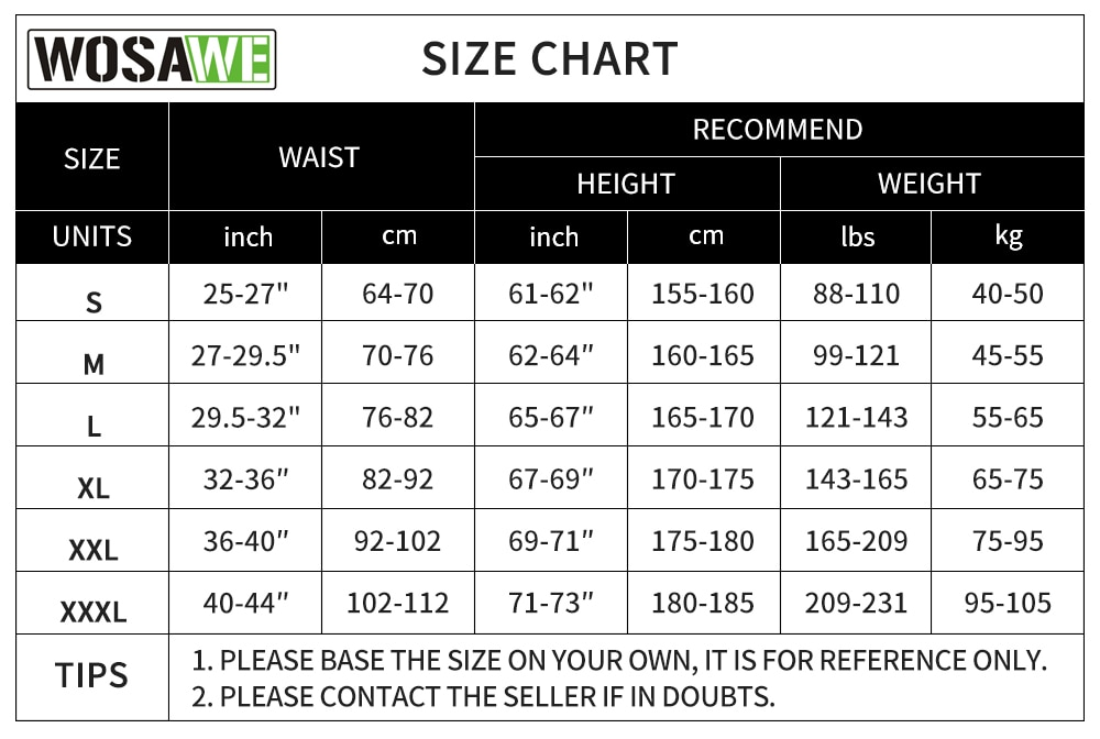 WOSAWE Thick EVA Motorcycle Short Men Women Snowboard Roller Pants Protection Gear Hockey Body Ski Hip Butt Protective Shorts enlarge