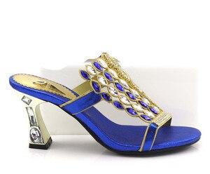 blueToe High Heels Sandals Women Shoes Ladies Footwear Comfortable Fashion