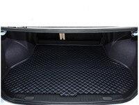 Custom Special Car Trunk Mats for Renault Duster Fluence Keloes Kadjia Magene Waterproof Durable Cargo Rugs Carpets