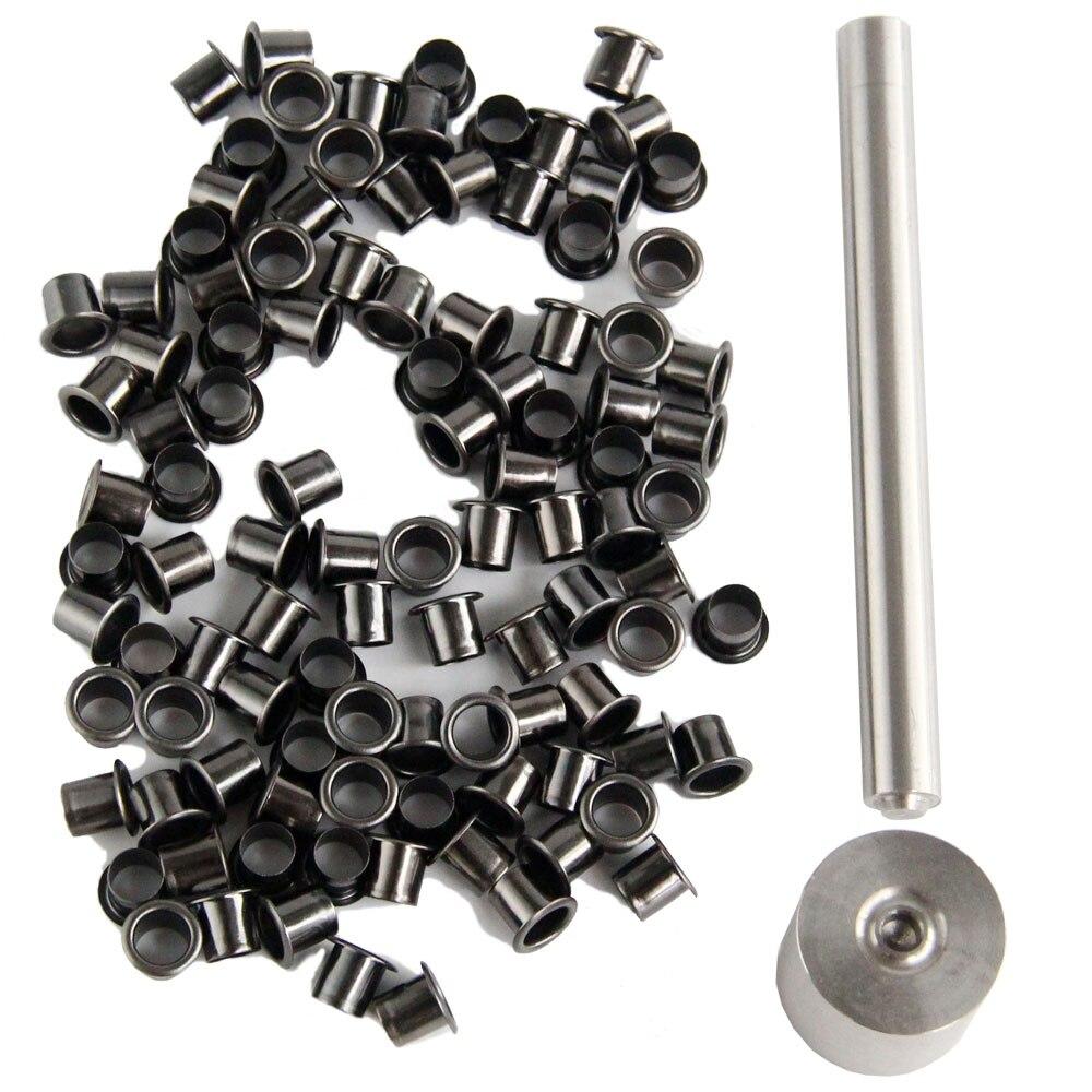 Funda Kydex, juego de herramientas para ajuste de ojales de 6mm y 7mm para juego de herramientas manuales DIY