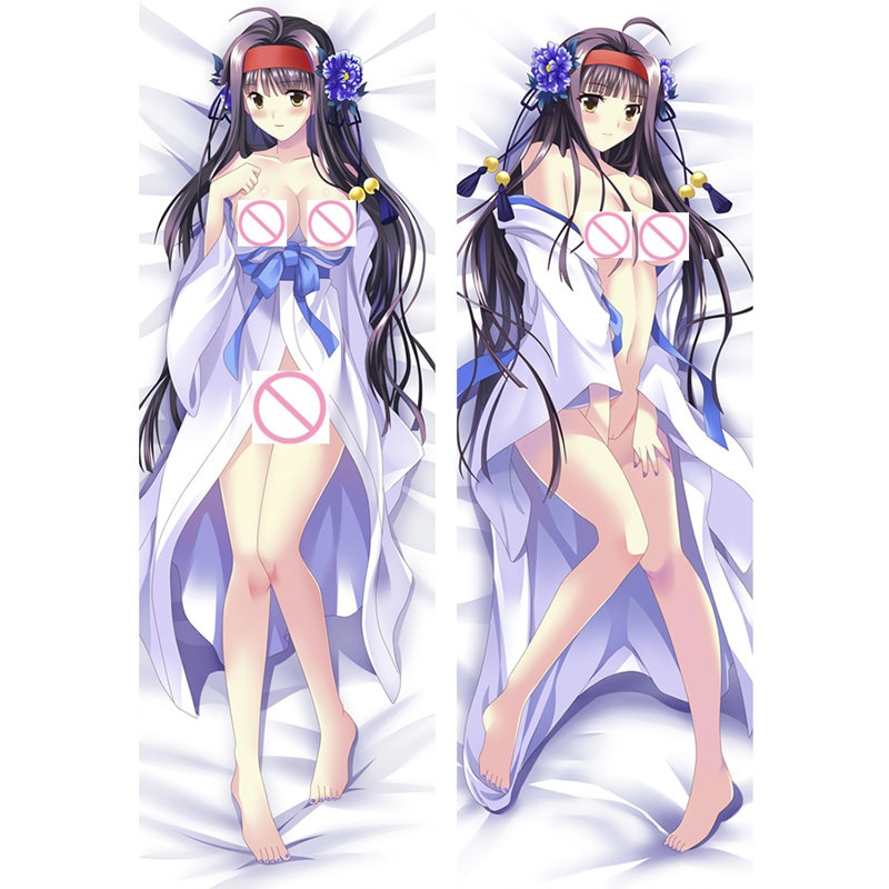 Janpanese R18 fille Sexy Anime jeu Galgame Aiyoku no Eustia réécrire Clannad Dakimakura étreindre corps taie doreiller câlin taies doreiller
