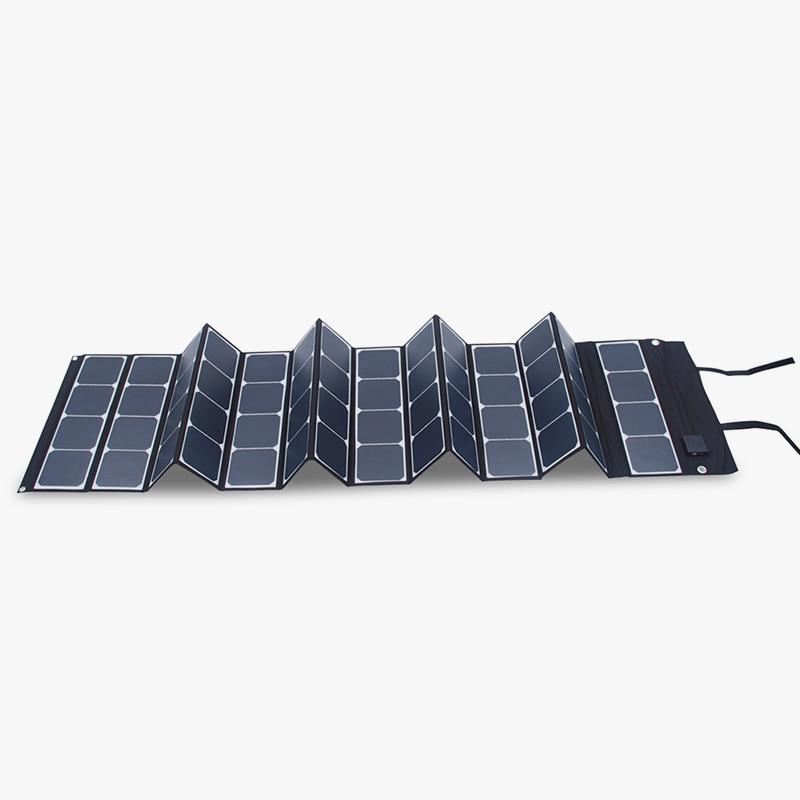 لوحة طاقة شمسية محمولة قابلة للطي 180 واط