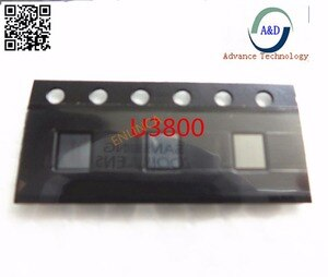 6pcs Only New and original U3800 for iphone 6S 6S-plus small Audio Controller ic chip