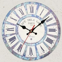 roman numerals wall clock modern design retro vintage wall clocks reloj de kitchen decor pared living room decoration bi50wc