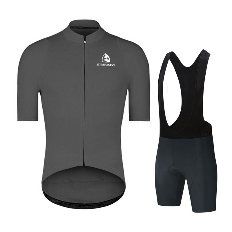 Etxeondo-Conjunto De Jersey De Ciclismo De equipo profesional, uniforme De bicicleta De...