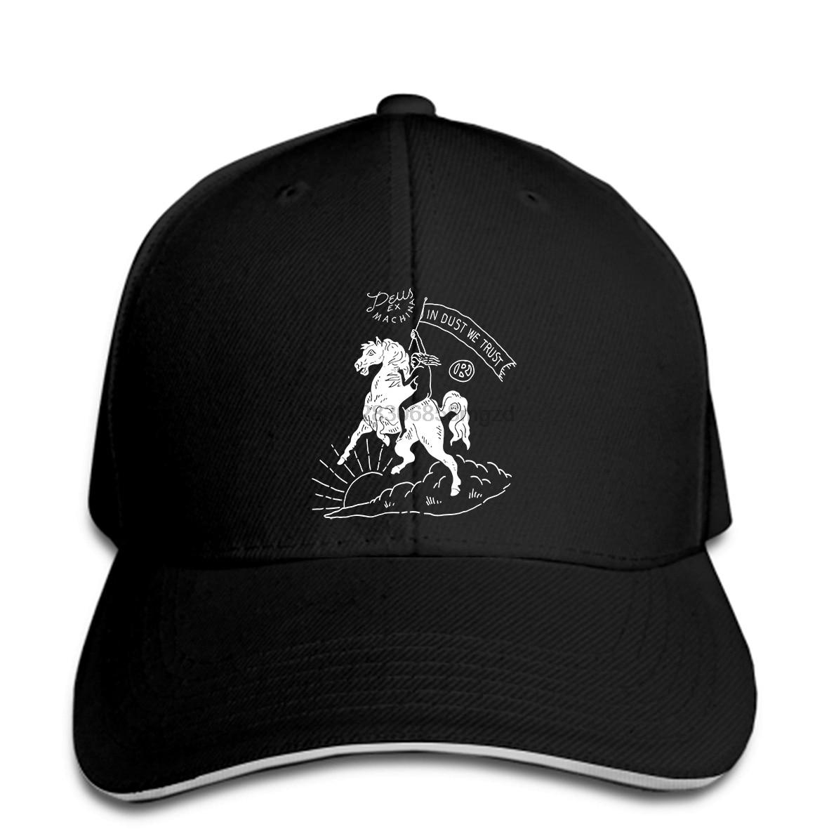 Nueva gorra de béisbol para hombre EX MACHINA azul marino de semental para hombre pequeña gorra de béisbol para mujer