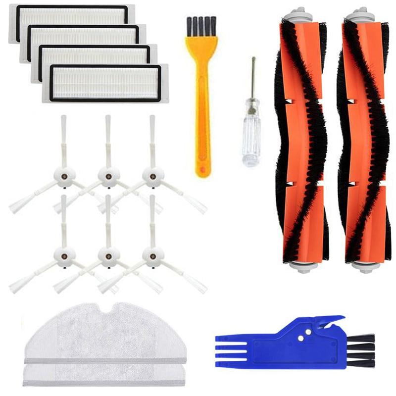Accessory Kit for Xiaomi Mi Robot Roborock S50 S51 for Xiaomi Robotic Vacuum Cleaner Replacement Parts
