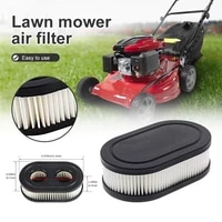 510pcs lawn mower air filter replacement for briggs stratton 798452 593260 5432 5432k lawn mower accessories