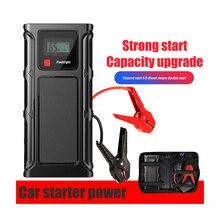 Batterie durgence Portable, 68800mAh, 12V, LED a, dispositif de démarrage de voiture étanche, batterie externe mAh