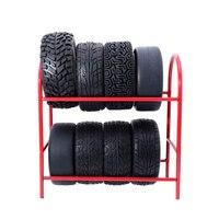 RC Metal Car tyre Shelf Tires Rack for 1/10 1/8 1/16 Axial Scx10 90046 90047 Rc4wd D90 Trx-4 Trx4 crawler type for Tiangong CC01