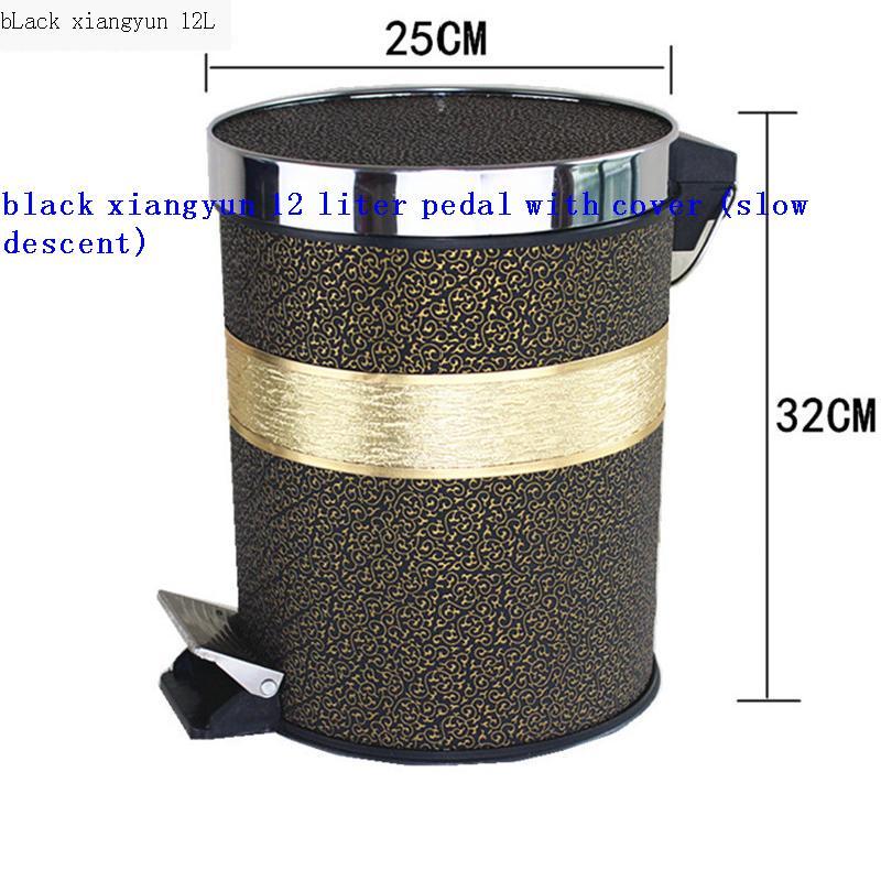 Prullenbak Cocina Kosz Na Smieci Reciclaje Zero Waste Bag Papelera Oficina Garbage Car De Recycle Dustbin Cubo Basura Trash Bin enlarge