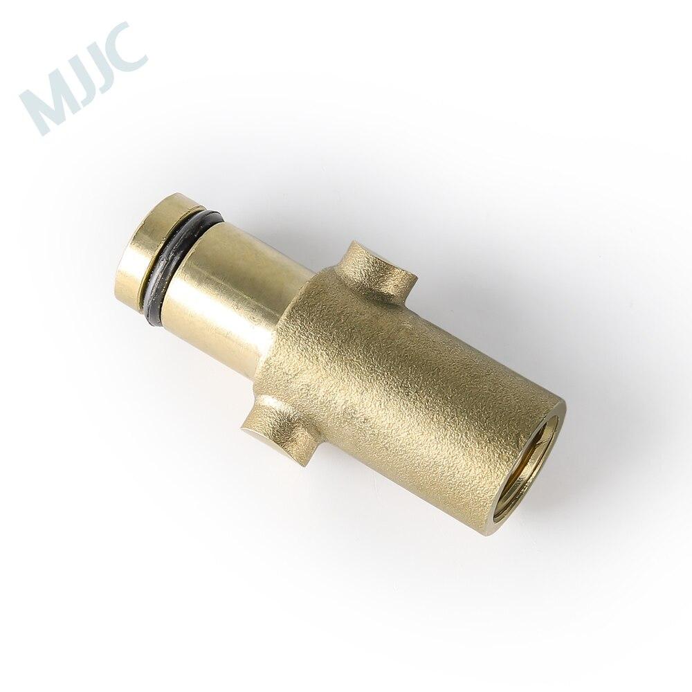 MJJC латунный коннектор для Nilfisk с закругленными переходниками, также для gerni и stihle