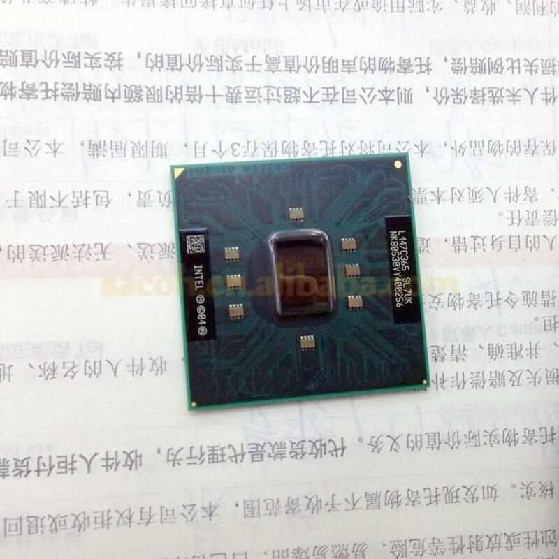 1 шт., новый оригинальный процессор NK80530VY400256 SL7UK или NK80530VY650256 или NK80530VZ733256 или NK80530VZ733256 или NK80530VZ800256