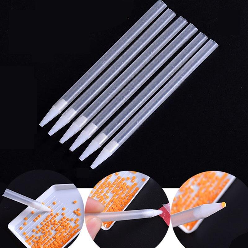 Pluma de pintura de diamantes nueva 2020 para herramientas de pintura de diamantes accesorios de bordado y diamantes herramienta de mosaico