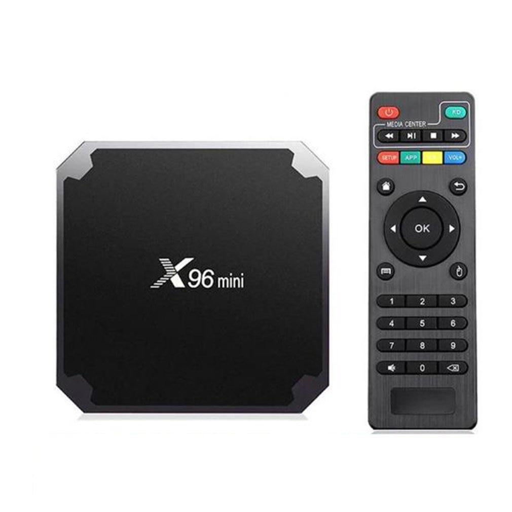 Фото - X96mini Android 9.0 Smart tv box x96 mini Amlogic S905W Quad Core 2.4GHz WiFi 2GB 16GB 1G/8G Media Player Set-top box mxq pro 5g 4k android smart tv box quad core amlogic cpu s905w 2gb 16gb 3d android10 0 tv box 2 4 5g wifi 1080p hd media player