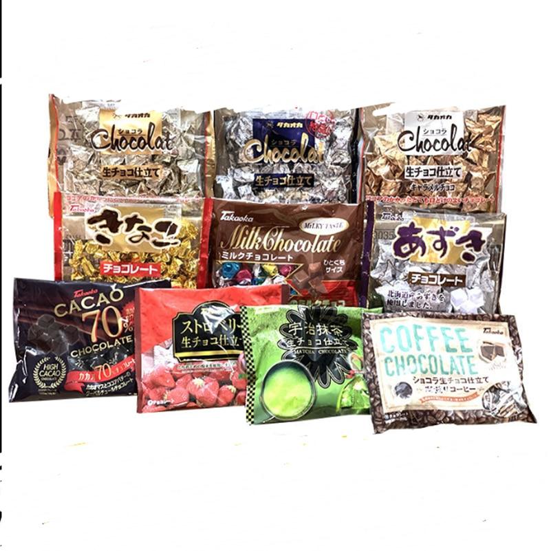 2bags Takaoka Chocolate Mix Flavor kids snack