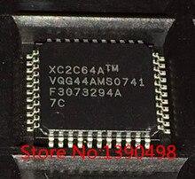 10 sztuk/partia XC2C64A-7VQG44C XC2C64A-7VQ44C XC2C64A-VQG44 XC2C64A7VQG44C XC2C64A TQFP44