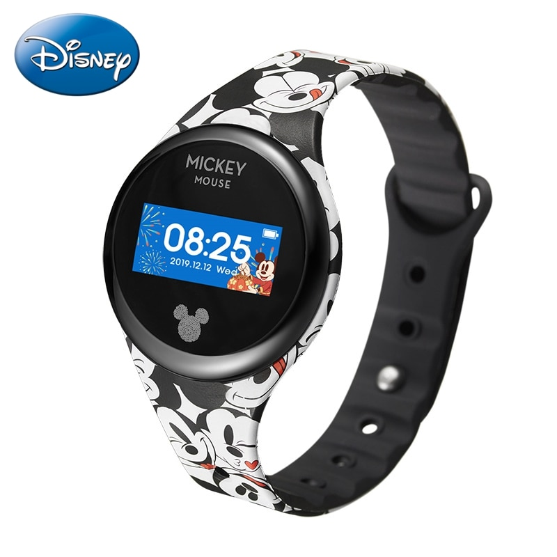Big Sale Kid Smart Watch Color Led Soft Band Child Love Friend Mickey Mouse Cartoon Clock Boy Best Gift Teen Digital Time Hour