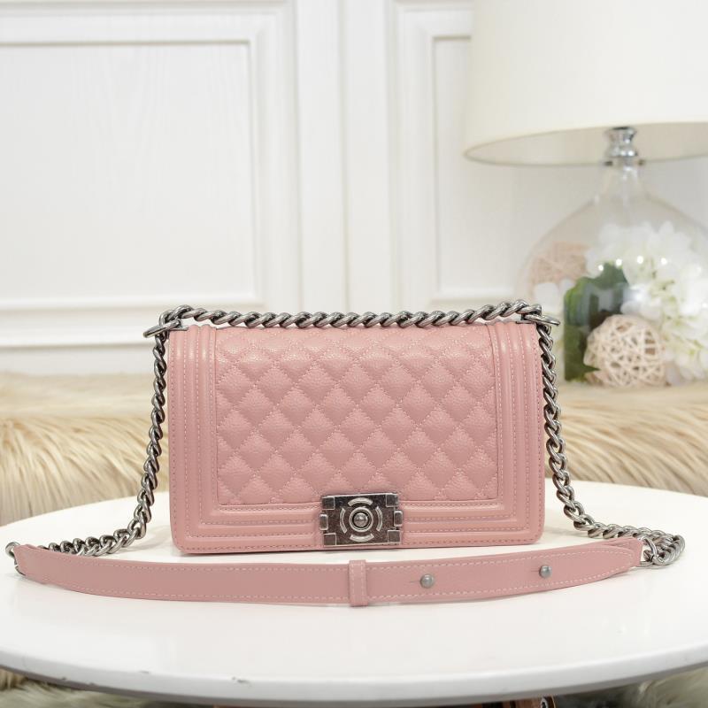 Bag women's 2021 new fashion rhombic chain bag Joker small fragrance shoulder messenger bag women