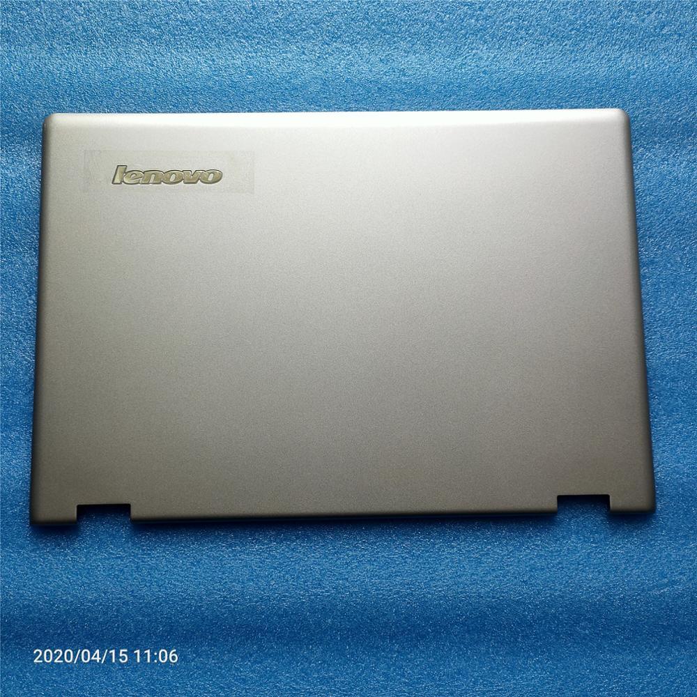 Nuevo Original para Lenovo Ideapad Yoga 3 14 LCD tapa trasera de pantalla tapa superior plata AP0YC000510