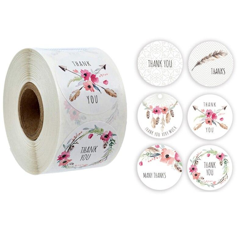 gracias-por-el-sello-de-pegatinas-etiquetas-de-flores-para-regalo-hecho-a-mano-o-decoracion-de-boda-pegatinas-de-papeleria