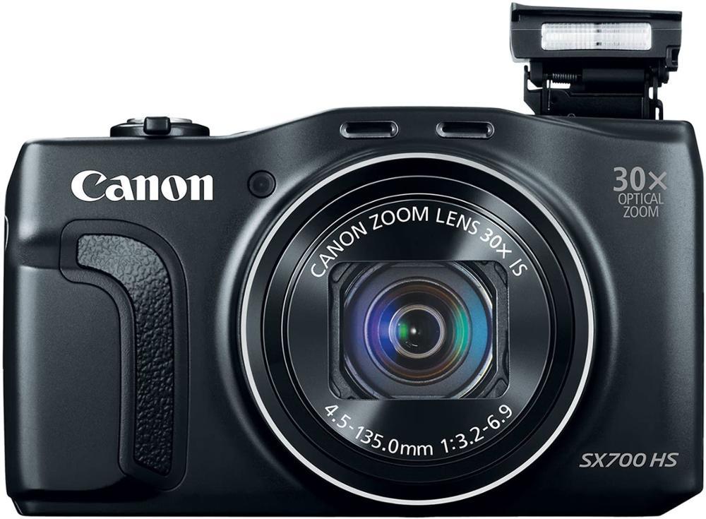 Se Canon PowerShot SX700 HS Digital CMOS de 16,1 megapíxeles cámara con...