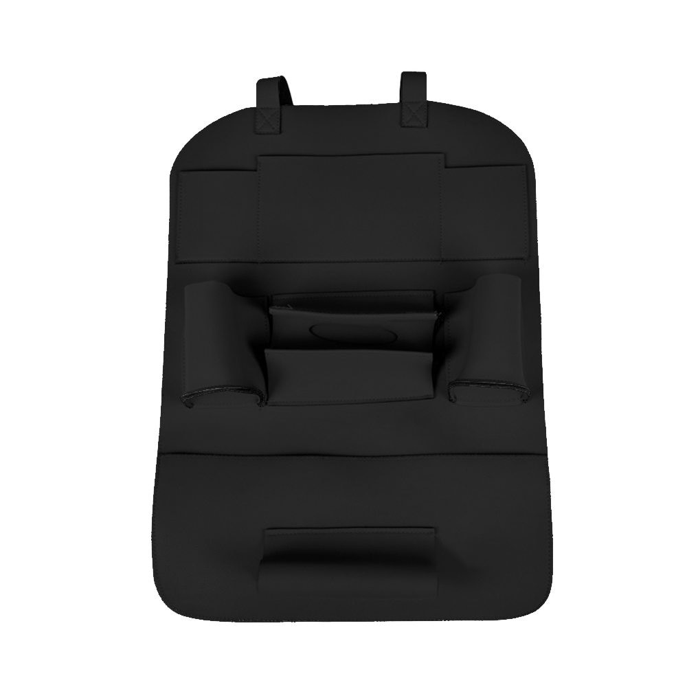Universal Auto Car Seat Back Multi-Pocket Leather Storage Bag Organizer Holder Car Storage Accessories Solution