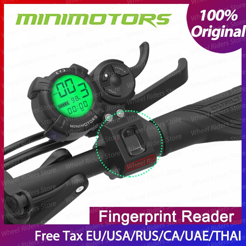 Nuevo lector de huellas dactilares minimotor kaabo mantis mini motor DUALTRON Thunder y Dualtron III DT3 DTX spider