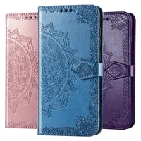 for samsung galaxy a91 luxury leather case for samsung a81 stand magnetic wallet cover for a72 a71 a52 a42 5g 2020 coque funda