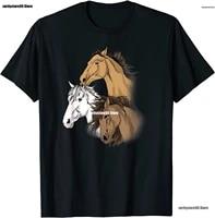 2021 summer new print horse gifts for girls 10 12 horse shirts women love riding t shirt short sleebe