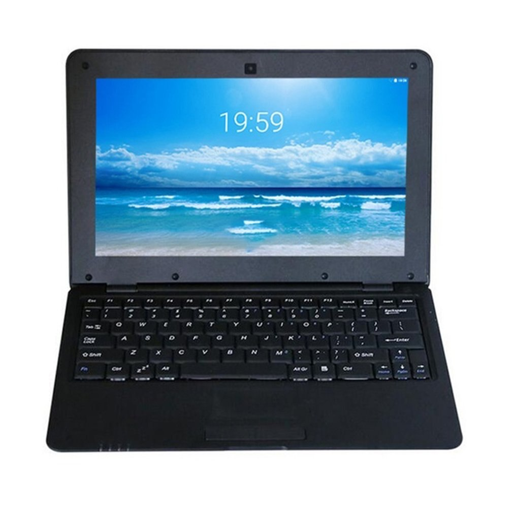 10.1 inch for Android 5.0 VIA8880 Cortex A9 1.5GHZ 1G + 8G WIFI Mini Netbook Game Notebook Laptop PC