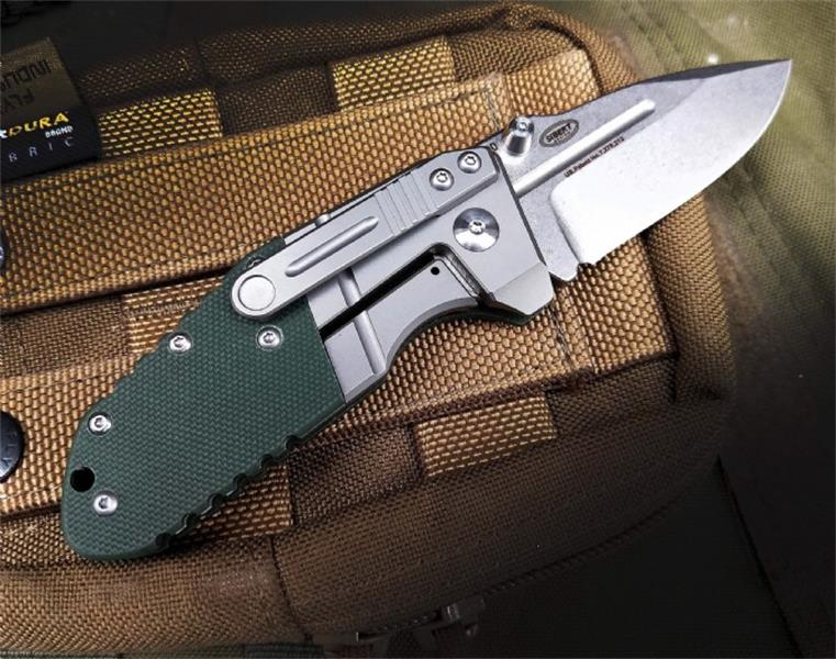 Benchmade 755 Folding Knife High Quality M390 Blade Titanium Alloy G10 Handle Self Defense Safety Pocket Knives EDC Tool HW473 enlarge