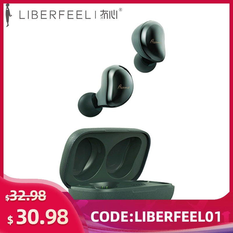 Maoxin liberfeel s2 mini tws fone de ouvido bluetooth gaming headset fones ipx5 à prova dwireless água com microfone para correr