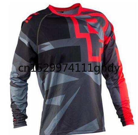 Moto c2020 camiseta de bajada de montaña bicicleta moto rcycle ciclismo MX...