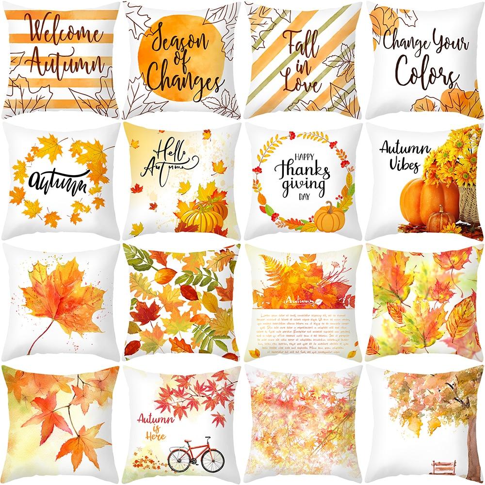 Осенняя искусственная Обложка для Φ Осенняя искусственная вечерние ложка для подарка