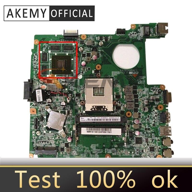 Para ACER macrobase E1-431 E1-471G V3-471G EC-471G P243 NE46R placa base